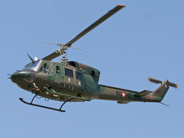 Agusta-Bell AB-212 5D-HB Austria - Air Force