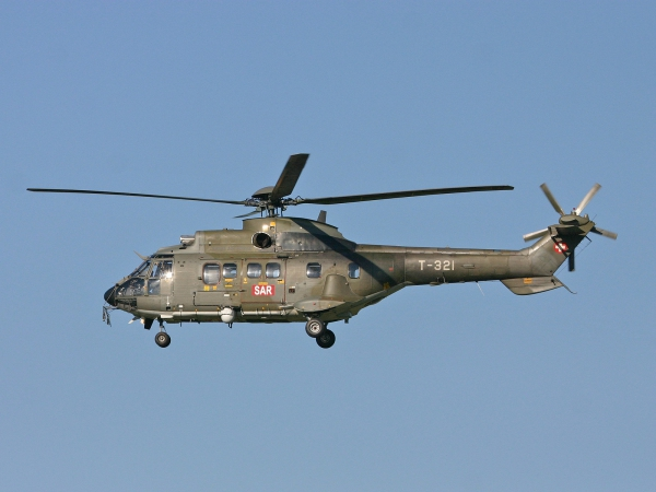 Eurocopter AS332M1 Super Puma T-321