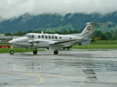 Beech Super King Air 350 T-721