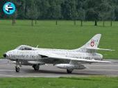 Hawker Hunter T Mk.58 ex J-4040 Papyrus