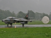 Hawker Hunter T Mk.68 ex J-4201 Amici dell Hunter HB-RVR