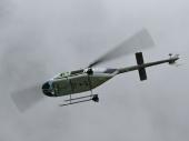 Bell Jet Ranger 3 HB-ZBU