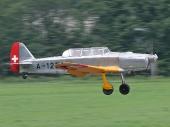 Pilatus P-2 HB-RAZ ex A-126