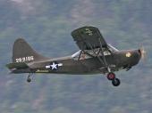 Stinson L-5A Sentinel, N121MC 299186
