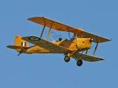 De Havilland DH-82A Tiger Moth HB-UPY T-6991