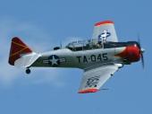 North American T-6G Texan HB-RDC