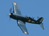 Vought F4U-7 Corsair F-AZYS