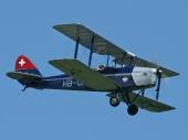 De Havilland DH-60 GIII Gipsy Moth HB-UPE