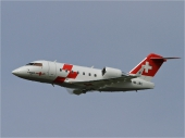 Canadair Challenger 604 HB-JRC