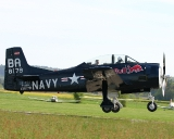 Flying Bulls North American T-28 Trojan OE-ESA