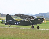 Stinson L-5 Sentinel N121MC (299186)