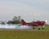 Yak-52 LY-RED