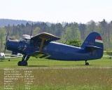 Antonov AN-2 D-FKME