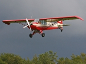 Piper PA-18-180M Super Cup HB-ORL