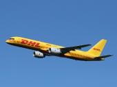 Boeing 757-236 DHL OO-DPN