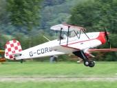 Bücker 131E SERIES 2000 Jungmann G-CDRU