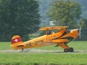 Bücker BÜ 131 APM Jungmann HB-UUN