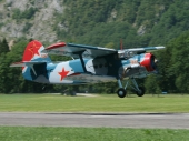 Antonov An-2R LY-MHC