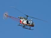 Eurocopter SA315B Lama HB-XTO