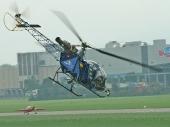 Eurocopter SA315B Lama HB-ZGP