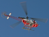 Eurocopter SA315B Lama HB-XVL