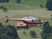Agusta-Bell AB 206 B Jet Ranger 3 HB-XMJ