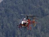 Eurocopter SA315B Lama HB-XTM