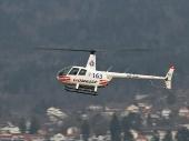 Robinson R44 Raven II HB-ZJL