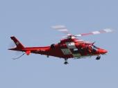 Agusta Westland AW 109SP 'Da Vinci' HB-ZRQ