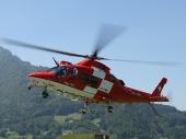Agusta Westland AW 109SP 'Da Vinci' HB-ZRS