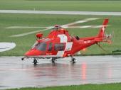 Agusta Westland AW 109SP 'Da Vinci' HB-ZRT