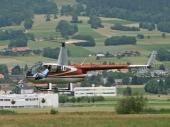 Robinson R44 Astro F-GJCZ