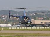 Robinson R44 Raven HB-ZCU