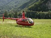 Robinson R44 Raven HB-ZGG