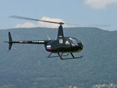 Robinson R44 Raven II D-HXXR