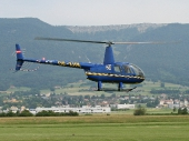 Robinson R44 Raven II HB-ZHK