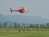 Agusta-Bell AB 206 B Jet Ranger 3 HB-XUW