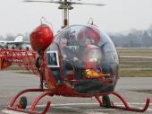 Agusta-Bell AB-47G-2 D-HELO