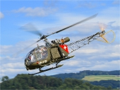 Alouette II SE-3130 HB-XYB