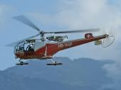 Alouette lll SA316 HB-XOF
