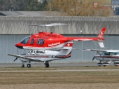 Bell 206 B Jet Ranger 3 HB-XSI