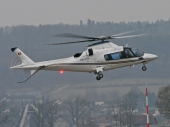 Agusta A109 E Power HB-ZVG