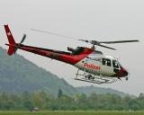 Eurocopter AS350 B3 Ecureuil HB-ZED