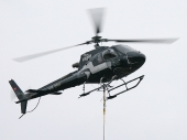 Eurocopter AS350 B3 Ecureuil HB-ZGV