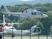 Agusta A-109S Grand G-VERU