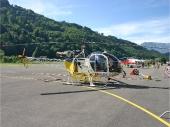 Eurocopter SA-315B Lama HB-XMC
