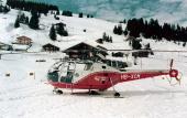 Alouette lll SE3160 HB-XCM