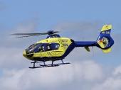 Eurocopter EC135P1 HB-ZJE