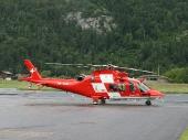 Agusta Westland AW 109SP 'Da Vinci' HB-ZRP