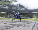 Antonov AN-2 HA-ABA